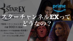 スターチャンネルEX(Starch EX)を徹底レビュー【口コミやメリット・デメリットを紹介】