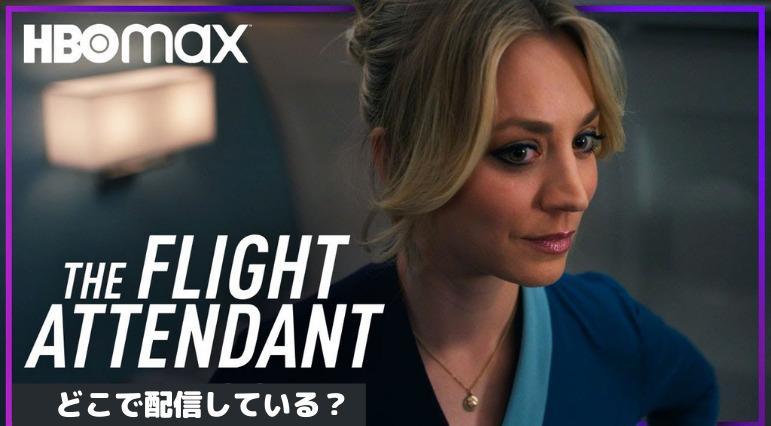 海外ドラマ:『The Flight Attendant』を視聴できる動画配信サービスはどこ?